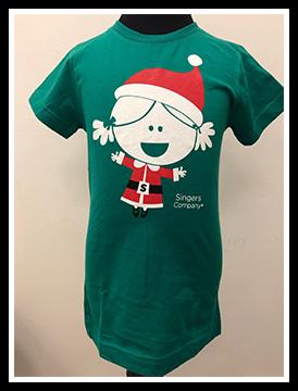 Holiday Girls T-Shirt